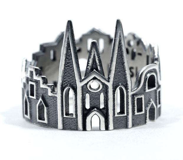 แหวนรูปเมืองเอดินเบอระ