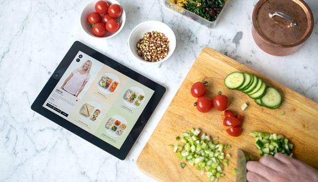 แอพคำนวณคุณค่าทางโภชนาการของอาหาร