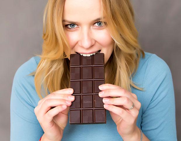 กินช็อคโกแลตแล้วทำให้ฉลาดขึ้นจริงหรือ