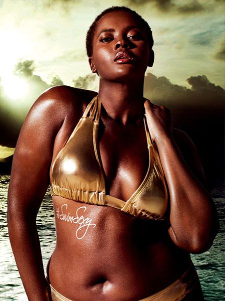 นางแบบชุดว่ายน้ำรุ่นเก๋าที่สุดในนิตยสาร Sports Illustrated