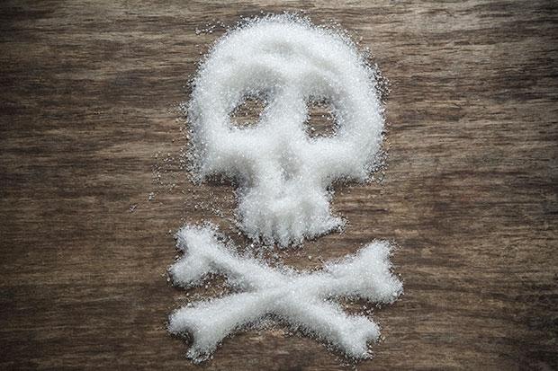 น้ำตาลทำให้เป็นโรคซึมเศร้า
