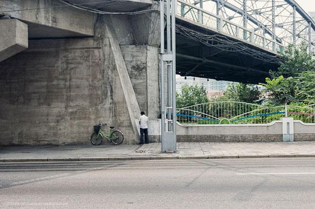 ภาพจากเมืองเปียงยาง เกาหลีเหนือ