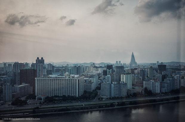 เมืองเปียงยาง เกาหลีเหนือ