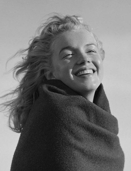 รูปถ่ายอายุ 20 ปีของ มาริลีน มอนโร