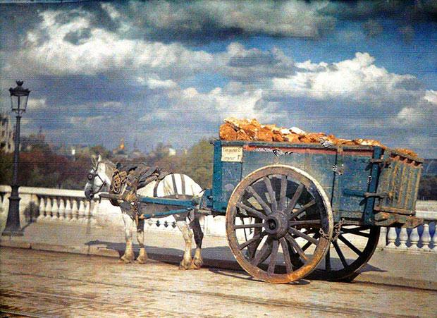 รูปภาพปารีส 100 ปีก่อน