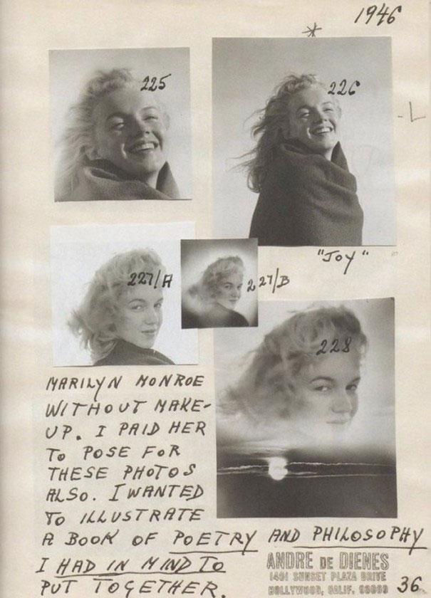 รูปภาพ มาริลีน มอนโร