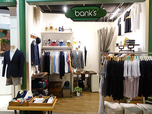 Bank's ร้านมาแรงฝืมือการออกแบบของคนไทย