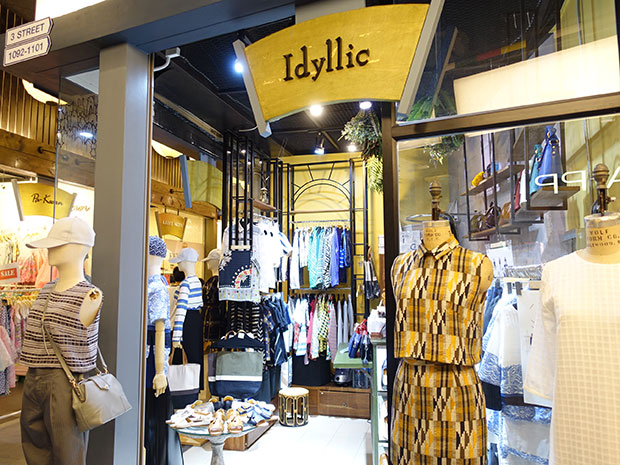 Idyllic ร้านมาแรงฝืมือการออกแบบของคนไทย