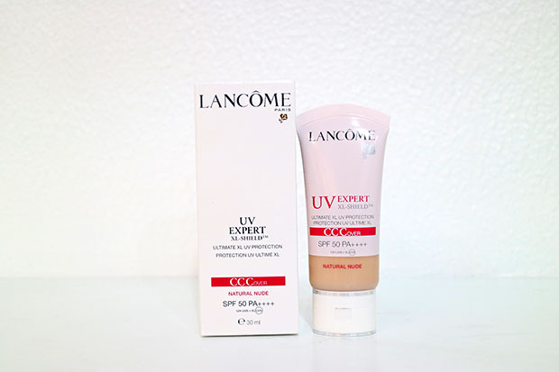 LANCOME UV EXPERT XL SHIELD™ SPF 50 PA+++ สี Natural Nude