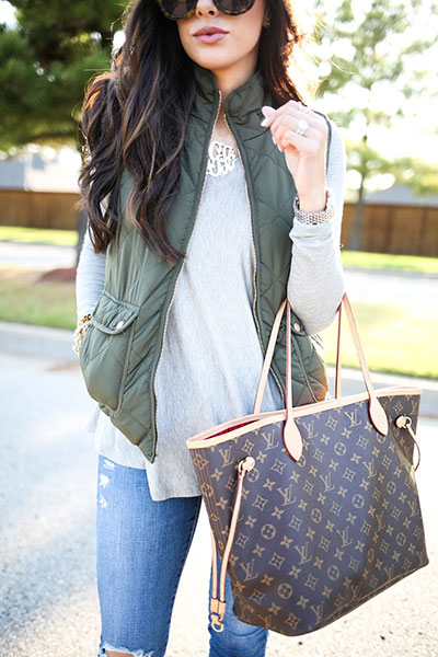 Louis Vuitton รุ่น Neverfull