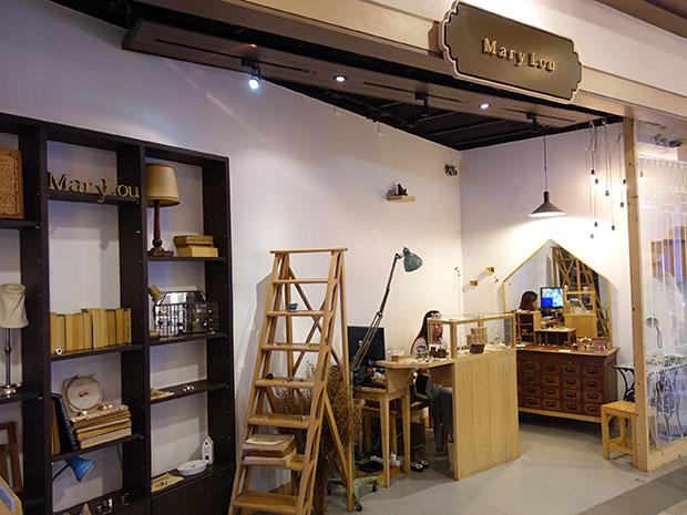 Mary Lou ร้านมาแรงฝืมือการออกแบบของคนไทย
