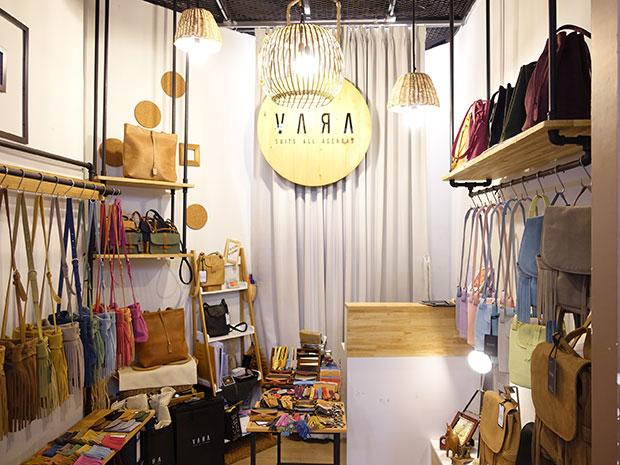 VARA ร้านมาแรงฝืมือการออกแบบของคนไทย