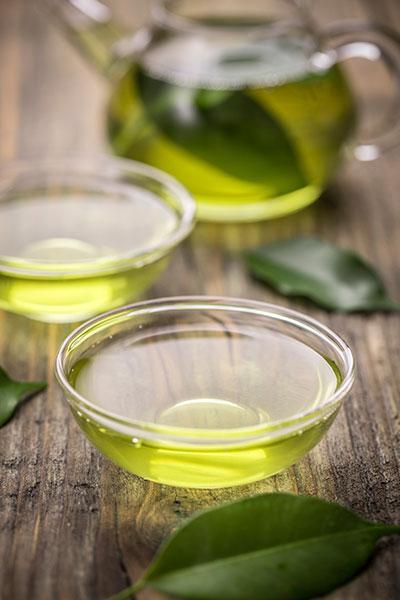 ชาเขียวสุดยอดเครื่องดื่มเพื่อสุขภาพผิว