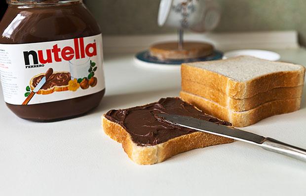 ช็อคโกแลตทาขนมปังไม่ควรแช่เย็น