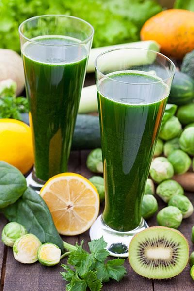 น้ำผักผลไม้สกัดเย็นสุดยอดเครื่องดื่มเพื่อสุขภาพผิว