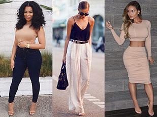 วิธีเลือกเสื้อผ้าให้เข้ากับรูปร่าง