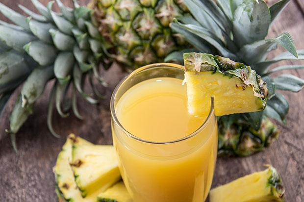 หายมะเร็งด้วยน้ำสับปะรด