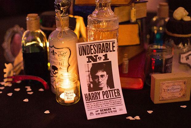 ของจากเรื่อง แฮร์รี่ พอตเตอร์