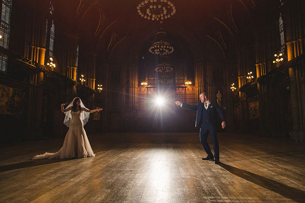 งานแต่งงานธีม แฮร์รี่ พอตเตอร์