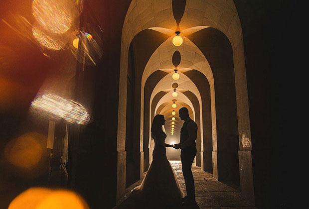 จัดงานแต่งธีม แฮร์รี่ พอตเตอร์