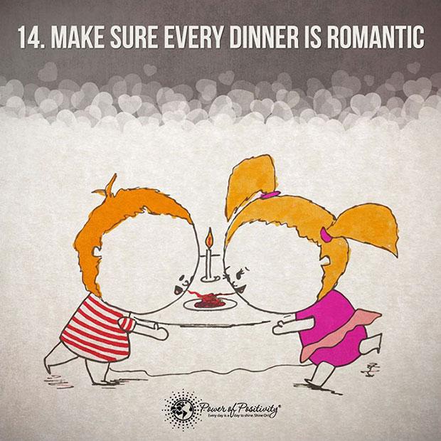 ทำมื้อเย็นทุกวันให้อบอวลไปด้วยความรัก
