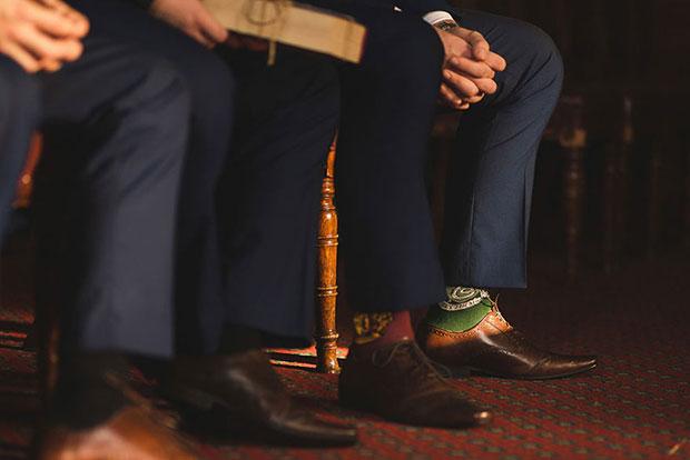 รองเท้างานแต่งงานแบบ แฮร์รี่ พอตเตอร์