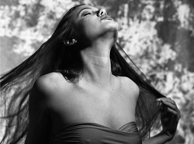 รูปถ่าย Angelina Jolie อายุ 15