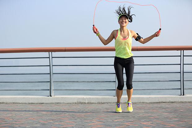 ออกกำลังกายแบบหนักสลับเบา
