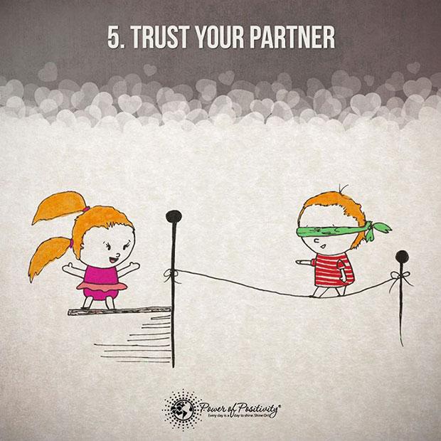 ไว้ใจคู่ของคุณ