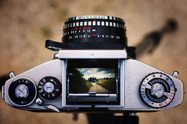 กล้องอนาล็อก