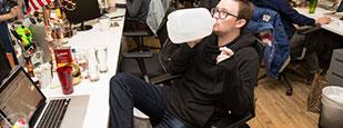 ดื่มน้ำวันละแกลลอน 30 วัน