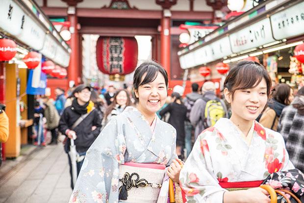 ทำไมญี่ปุ่นจึงเหมาะกับสาวนักเที่ยวที่ชอบลุยเดี่ยว