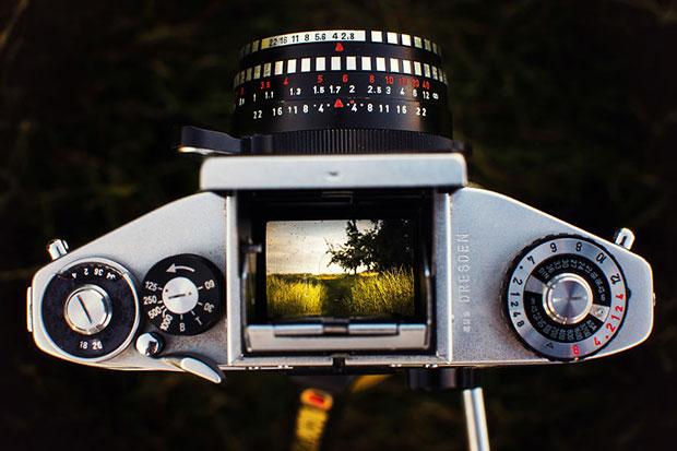 รูปถ่ายจากกล้องอนาล็อก