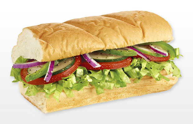 แซนด์วิชเวจจี้ ดีไลท์