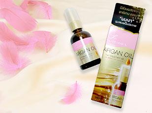 Review Lucidol L Argan Oil