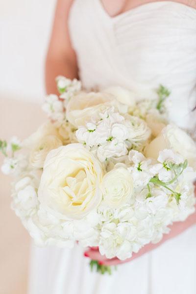 การแต่งงานสไตล์วิสคอนซิน ช่อดอกไม้