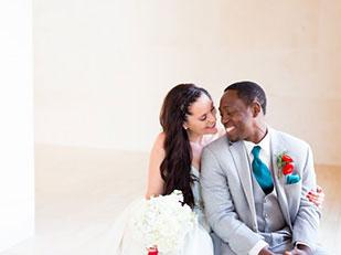 งานแต่งงานสไตล์วิสคอนซินที่เน้นสดใส ชัดเจน เก๋ไก๋ ล้ำสมัย