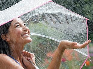 วิธีป้องกันอันตรายจากไฟฟ้าหน้าฝน
