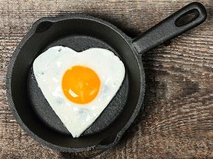 สุดยอดประโยชน์จากไข่