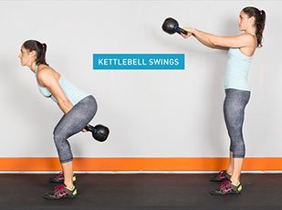 เสริมสร้างความแข็งแกร่งให้กับร่างกายด้วยเคทเทิลเบลล์