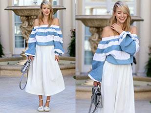 เสื้อ Mlm, รองเท้า Zara, กางเกง French Connection, กระเป๋า 3.1 Phillip Lim