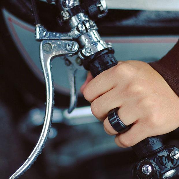 แหวนจับอัตราการเต้นหัวใจของคนรัก