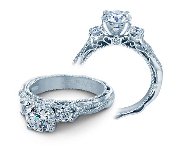 แหวนหมั้นที่ได้รับความนิยมสูงสุดใน Pinterest