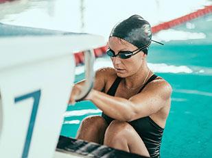 การว่ายน้ำจึงเป็นการออกกำลังกายที่ดีที่สุด