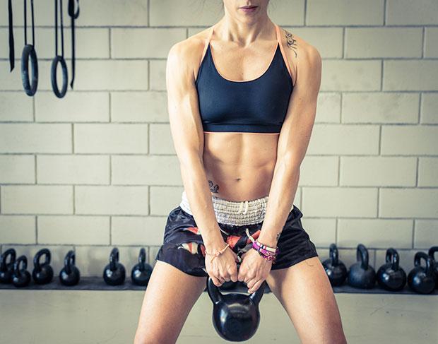 การออกกำลังกายแบบ CrossFit