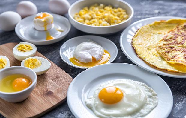 วิธีเลือกไข่