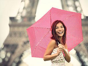 สาวฝรั่งเศสรักษาหุ่นเพรียวบางได้โดยที่ไม่ต้องพยายาม