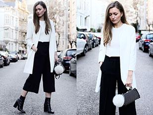 เสื้อโค้ท Zara, เสื้อ Zara, กางเกงZara, กระเป๋า Zara, รองเท้าบู๊ท Zara, ตุ้มหู Dior