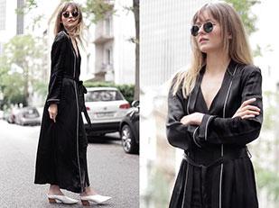 เสื้อโค้ท Zara, เสื้อ Zara, รองเท้า Zara, กางเกง Mango, แว่นกันแดด Ray Ban