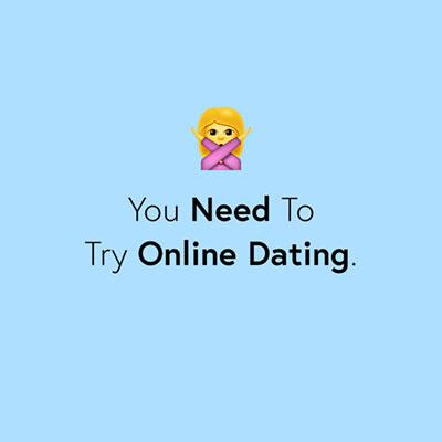ไม่ลองหาคู่ออนไลน์ดูหน่อยเหรอ
